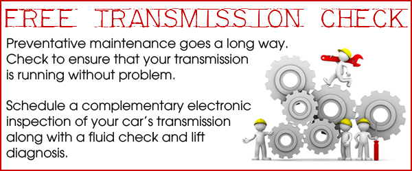 Free Transmission Inspection